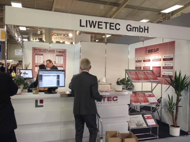 Interlift 2013 LIWETEC GmbH 3