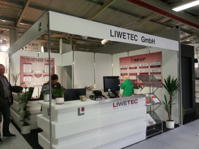 Interlift 2013 LIWETEC GmbH 5