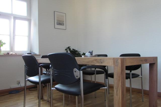Besprechungszimmer LIWETEC GmbH