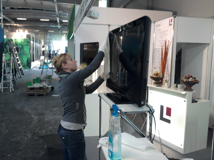 Interlift 2011 LIWETEC GmbH 2