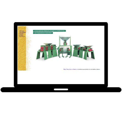 Gail & Glas Maschinenbau GmbH; Referenz LIWETEC GmbH; Administration, Programmierung