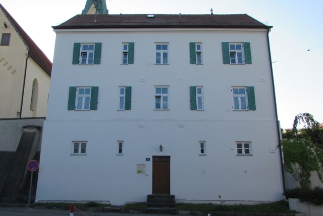 Hintereingang LIWETEC GmbH