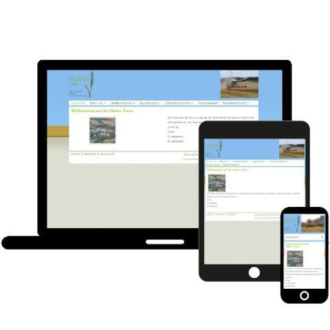 Huber GbR; Referenz LIWETEC GmbH; Administration, Programmierung, Konzeption, Pflege, Gestaltung