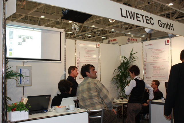 Interlift 2009 LIWETEC GmbH 4