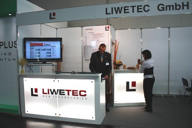 Interlift 2011 LIWETEC GmbH 1