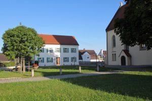 Idyllischer Platz im Grünen LIWETEC GmbH