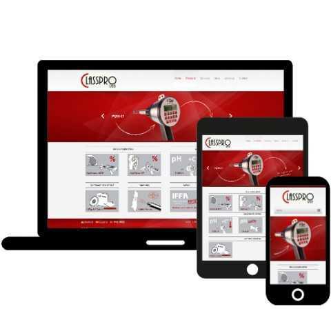 ClassPro GmbH; Referenz LIWETEC GmbH; Administration, Programmierung, Konzeption, Responsive Design