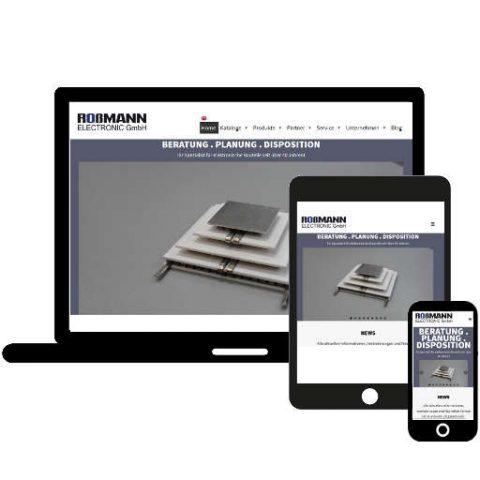 Rossmann Electronic GmbH; Referenzen LIWETEC GmbH; Administration, Programmierung, Konzeption, Gestaltung, Pflege