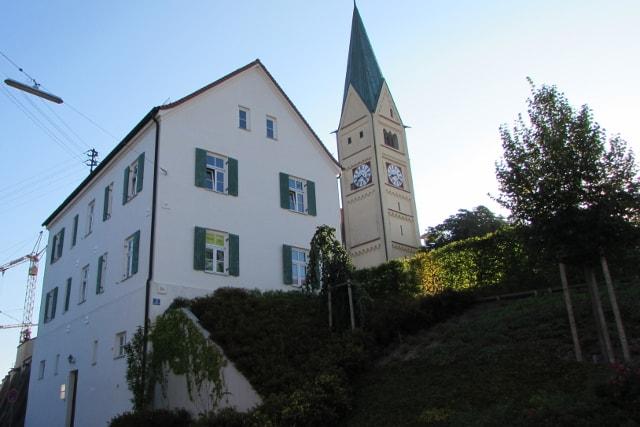 Seitenansicht Süden LIWETEC GmbH
