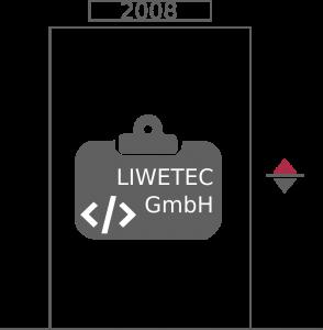 Umfirmierung LiTEC e.K. in LIWETEC GmbH